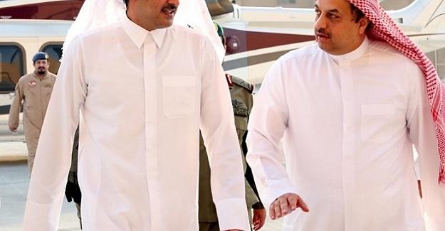 Katar Emiri Al Sani geliyor