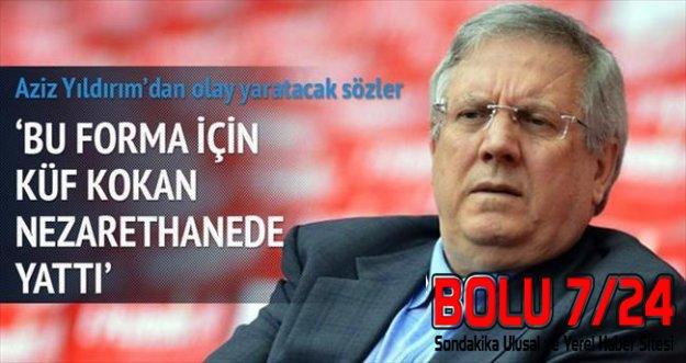 AZİZ YILDIRIM : EMENİKE'Yİ EZDİRMEM!