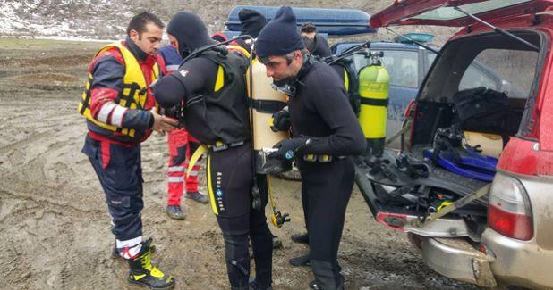 Baraj Gölünde Kaybolan Kişilere Üçüncü Günde de Ulaşılamadı