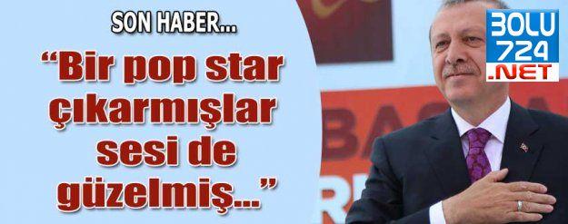 'Batı'da Popstar Doğuda Tehdit', Cumhurbaşkanı Erdoğan Nevşehir'de Konuştu