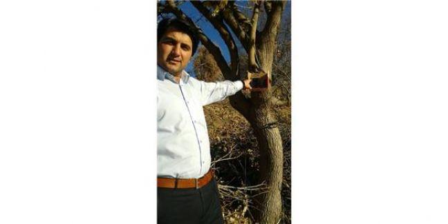 Baz İstasyonu Olmadığı İçin Ağaçlara Astıkları Kutular İle İletişim Sağlıyorlar