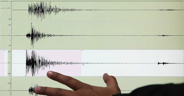 Bingöl'de 4 büyüklüğünde deprem meydana geldi.