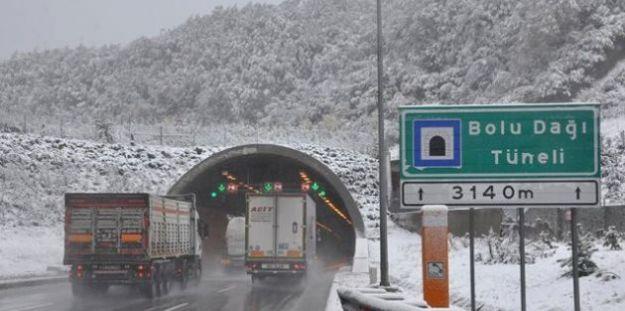 Bolu Dağı Gerede Arasında Son Yol Durumu !