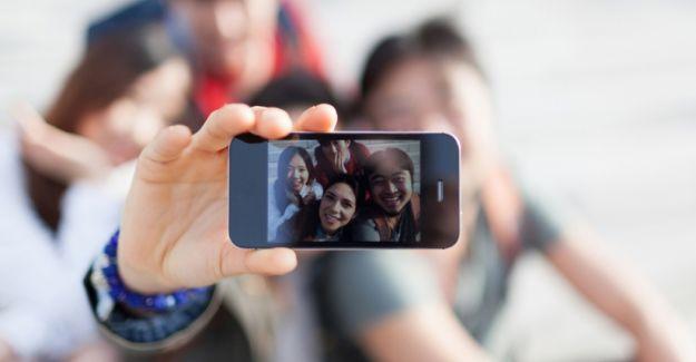 Bolu'da Göle Düşen Telefonlar Böyle Görüntülendi