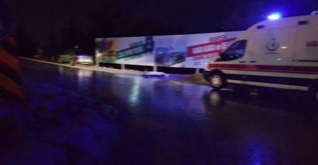Bursa'da Feci Kaza..Gelin öldü kayınvalide komada