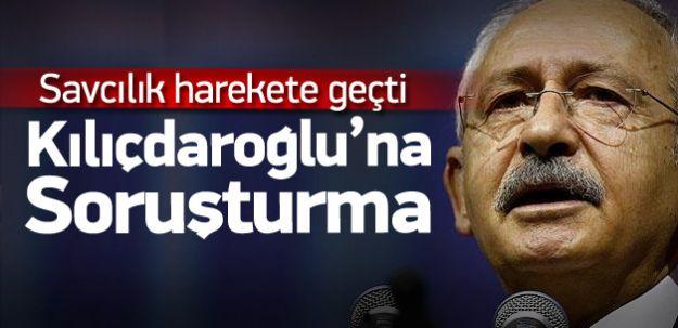 Chp'nin Başındaki Adama Cumhurbaşkanına Hakaret Suçundan Dava Açıldı