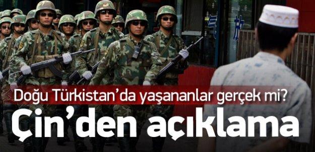 Çin Hükümetinden Doğu Türkistan Açıklaması Geldi! O Haberler Doğru mu!