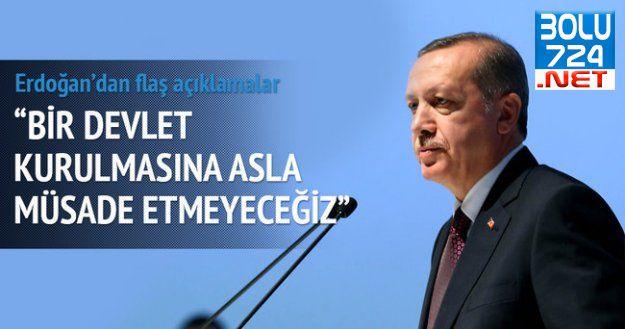 Cumhurbaşkanından Flaş Kobani Beyanatı! Bedeli Ne Olursa olsun..!