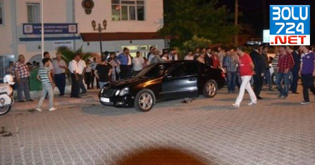 Dalaman'da MHP ve AK Parti Mensupları Çok Sayıda Gözaltına alındı