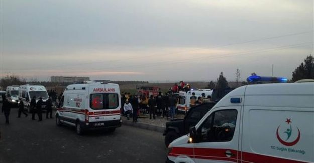 Diyarbakır'da Alçak Saldırı..Şehit Sayısı 4'e Yükseldi