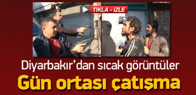 Diyarbakır'da Çatışma! Baro Başkanı Öldü Şehitler Var!
