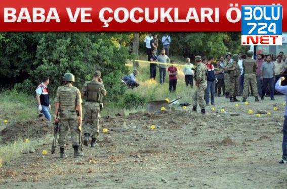 Elazığ'da Bomba Patlaması Sonucu 3 Can Kaybı...