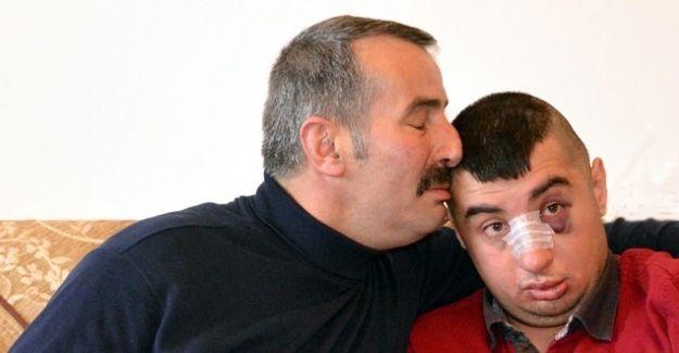 Engelli Gence Aile Boyu Dayak Attılar