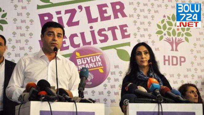 Eş Başkanlar Demirtaş ve Yüksekdağ'dan Zafer Konuşması