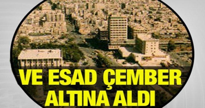 Esad'ın Çemberi Daralıyor! Muhaliflerden Büyük Halep Fethi Operasyonu