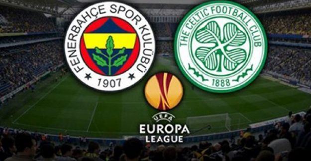 Fenerbahçe Celtic Maçını Şifresiz Veren Kanallar!