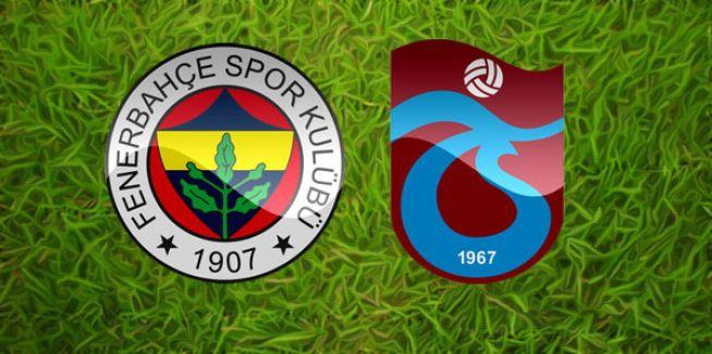 Fenerbahçe Trabzonspor Maçı Ne Zaman Saat Kaçta!