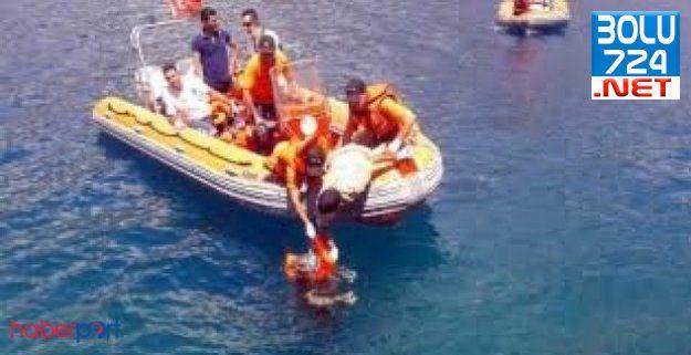 Finike Sahilinde Görülen Esrarengiz Cesedin Kimliği Belli Oldu
