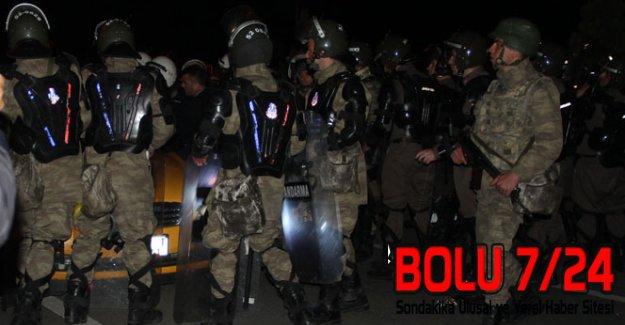 DHKP-C Dün Gece Giresun'a Baskın Düzenledi Olaylar Sabaha Kadar Sürdü