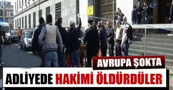 FLAŞ HABER:Saldırganlar Adliye'yi Bastı,Hakim ile Birlikte 4 Kişi Hayatını Kaybetti,Ülke Ayakta