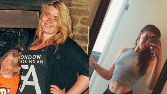 Genç Kadın 60 Kilo Verip Manken Oldu