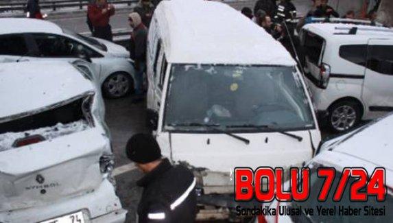 ELİM KAZA: Aynı Aileye Mensup 4 Kişi Fecii Şekilde Yaralandı
