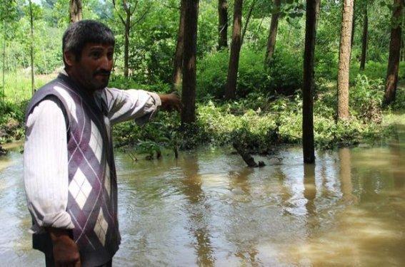 Hayvan Otlatan 11 Yaşındaki Çocuk Dere Sularına Kapıldı