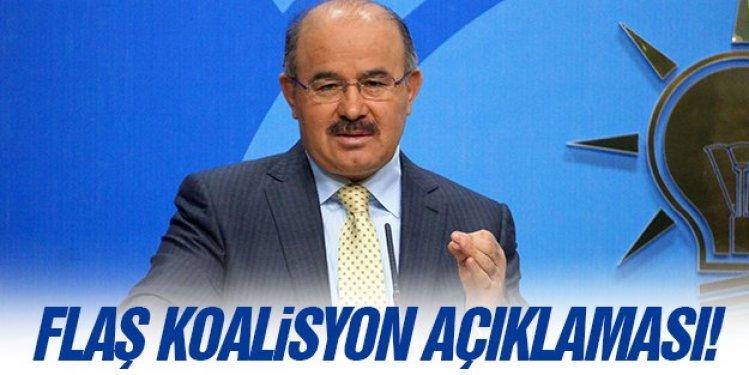 Hüseyin Çelik'ten Flaş Koalisyon Beyanı! Fenerbahçe ve Galatasaray'da..!