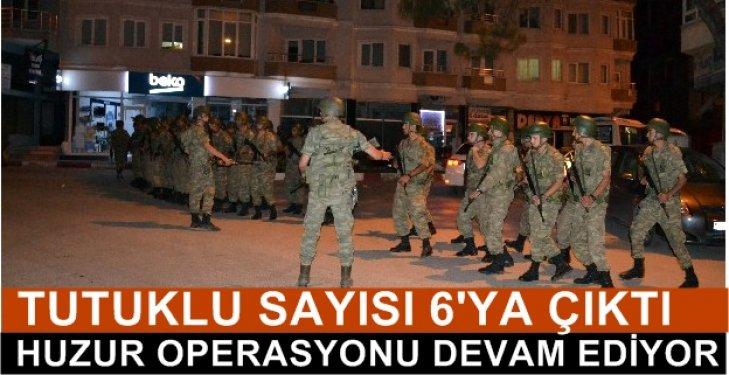 Huzur Operasyonunda Flaş Gelişme! 6 Kişi Tutuklandı!