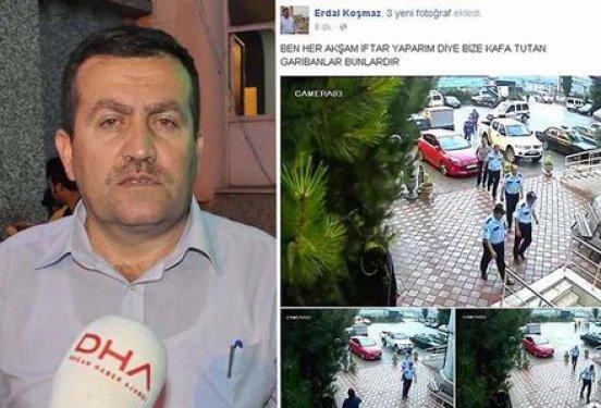 İmam Polislerin Fotoğrafını Paylaştı, Polisler İmamı Polise Şikayet Etti!