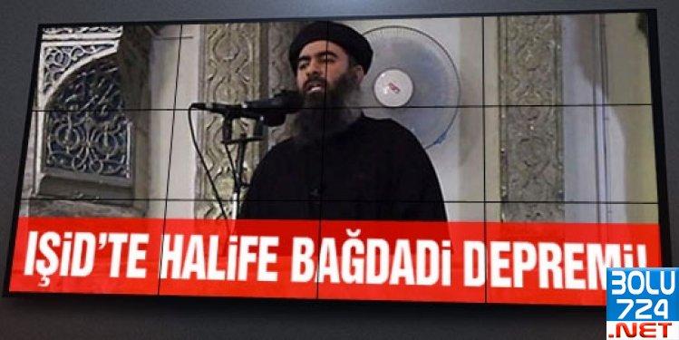 Isid'in Lideri el Bağdadi Gözden Çıkarıldı Yerine  Ebu Ala Afri'