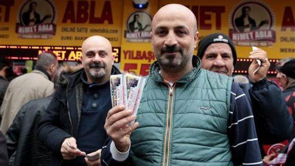 İstanbul'da Milli Piyango Biletleri Tükenmek Üzere