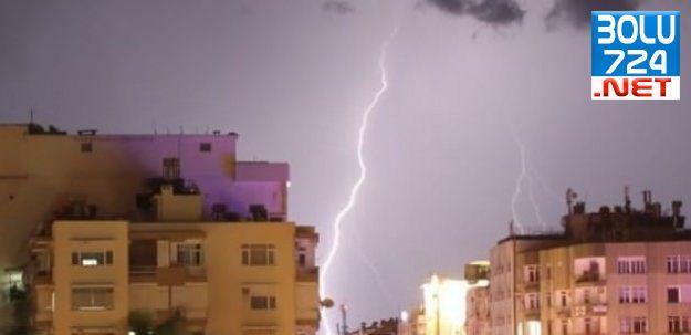 İşte İstanbul'da Son Hava Durumu! Ankara İzmir'de Hava Durumu!