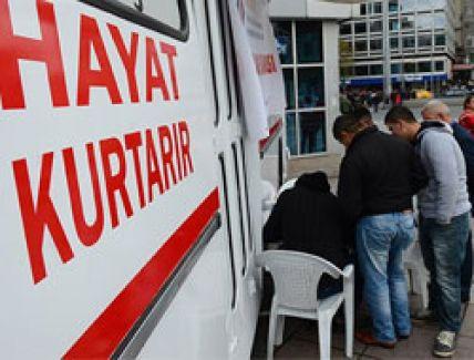 Kan Bağışına Büyük Darbe! Bakın Kan Bağışına Darbeyi Ne Vurdu