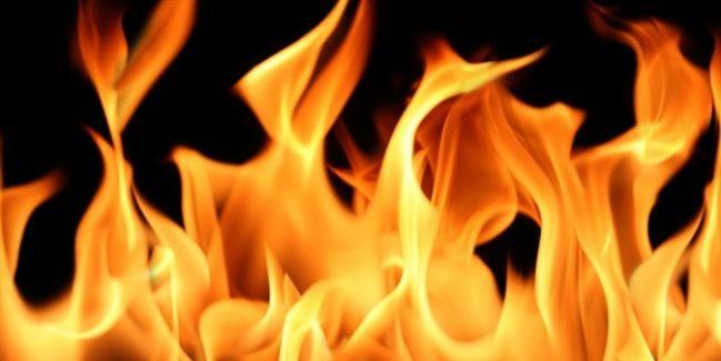 Karaman'da Feci Yangın..Baba ve Kızları Hayata Veda Etti