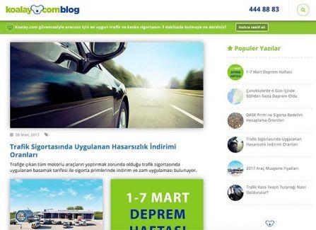 Koalay'ın Blogu Yenilendi