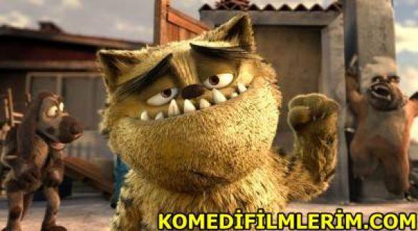 Kötü Kedi Şerafettin Animasyon Filmini Buradan İzleyebilirsiniz