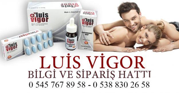 Luis vigor ne işe yarıyor?