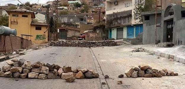 Mardin Derik'te Sokağa Çıkma Yasağında Son Durum!