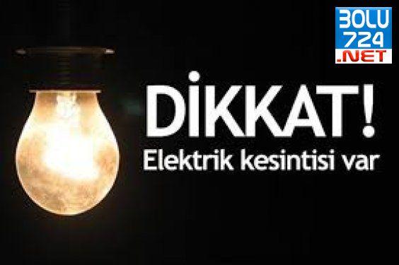 Mersin'liler DİKKAT! Bu Semtlere Elektirik Verilmeyecek!