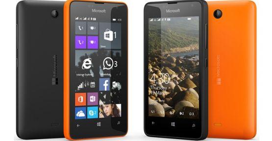 Microsoft Lumia 430 Yetmiş Dolara Alıcı Bulacak