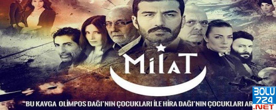 TRT'nin Yeni Derin Devlet Dizisi MİLAT'ta Heyecan Dorukta:İşte FRAGMAN