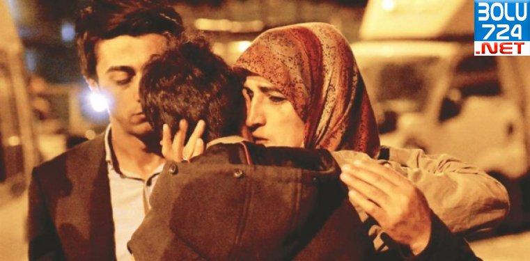 Oğlu DHKP-C'den kurtarılan Bir Annenin Sevinç Gözyaşları