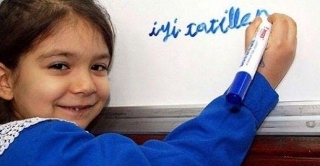 Okullar Bugün Yarıyıl Tatiline Giriyor