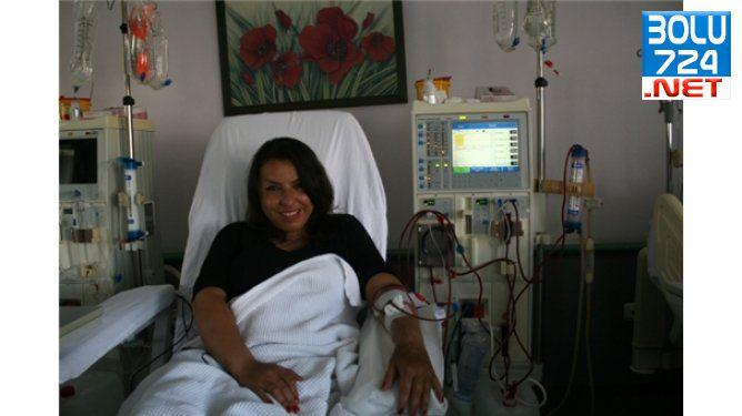 Organ Nakli Bekleyen Kadın Vekil Adayı!
