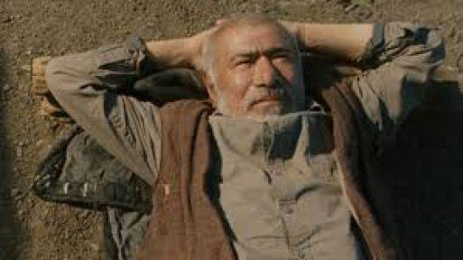 Oscarlık oyuncu İlyas Salman (Mısır Adası Filminde)