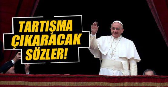 PAPA Haddini Aştı: ERMENİLERE SOYKIRIM!!
