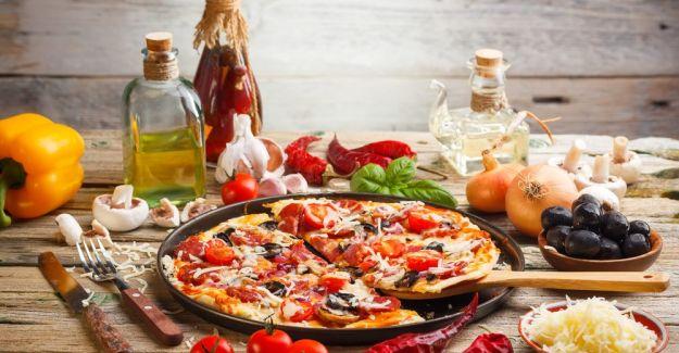 Pizza Dünyasını Keşfedin