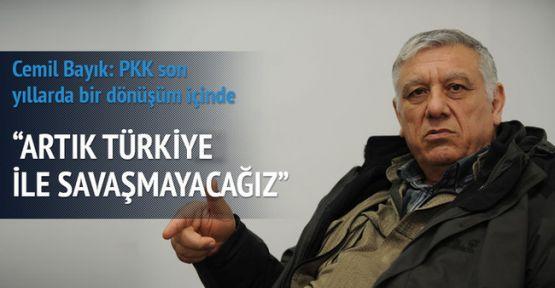PKK Lideri Bayık'tan ŞOK İtiraflar: Özür Diliyoruz, Ayrıca Türk Devletiyle Artık Savaşmayacağız!!