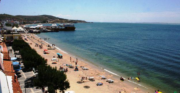 Ramazan Bayramında Avşa Adasında Tatil